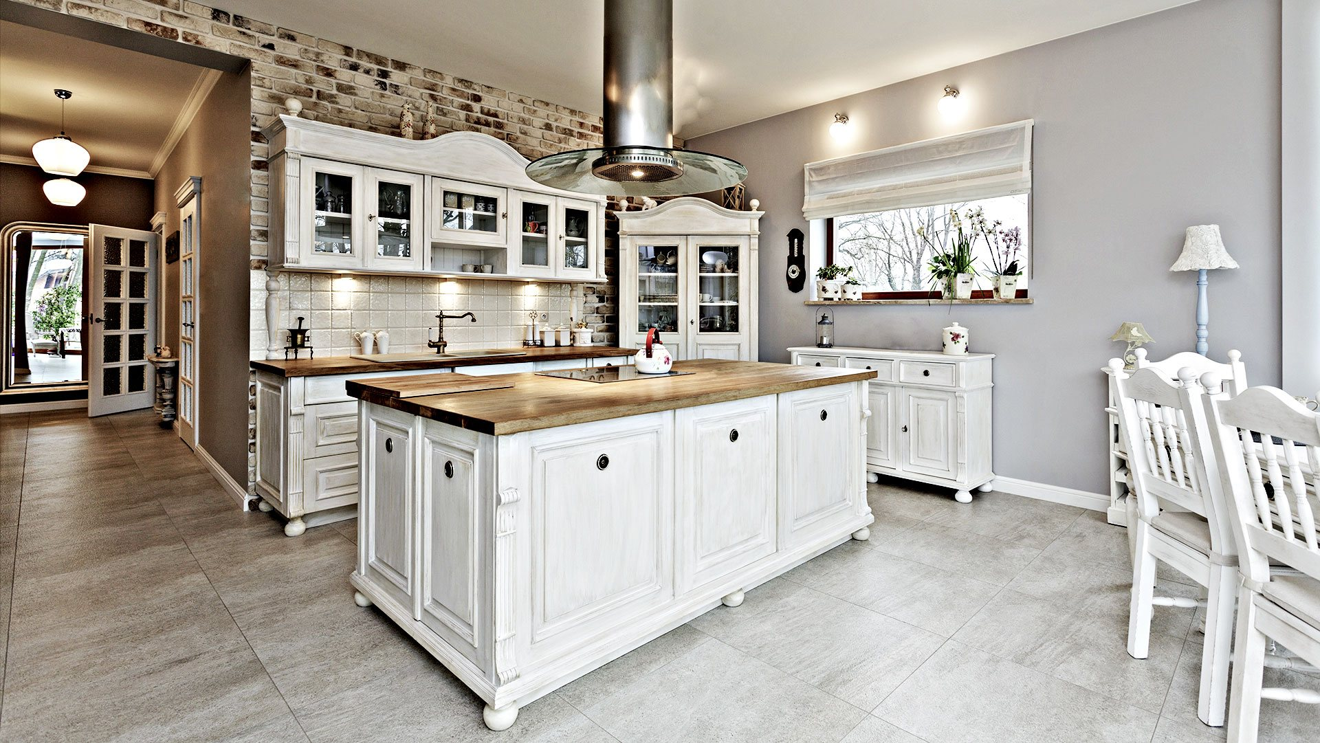 Spencer & Sons Construction Remodeled Kitchen 2